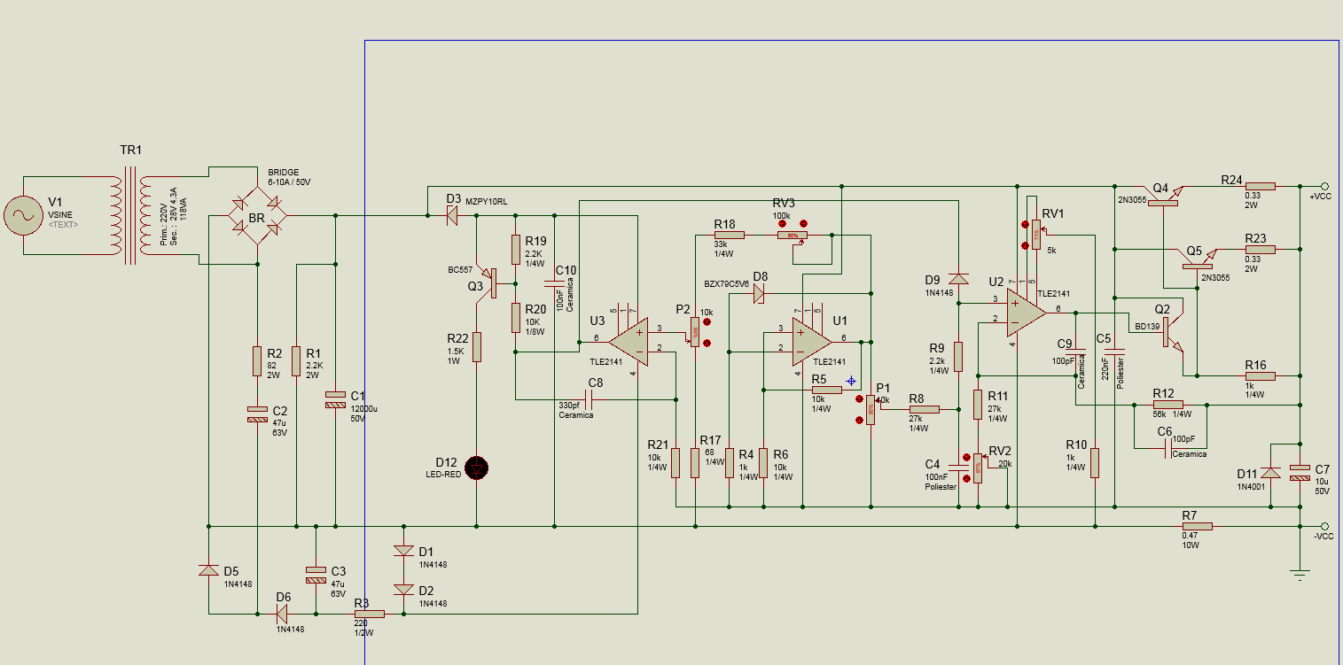 0 30v Stabilized Power Supply Page 81 Projects Q A Electronics 030v 02a Electronic Circuits Schematics Diagram Post 113688 14279144681621 Thumb