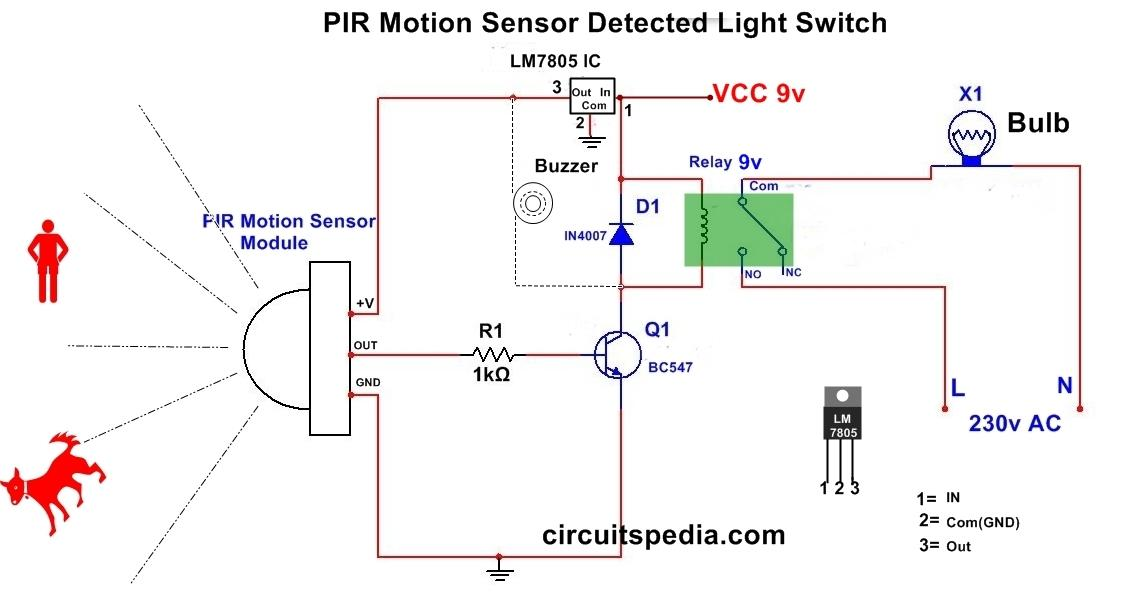 PIR-motion-detector-circuit-3.jpg.a7055d059e594726236d7c5d9b87e4e5  Way Switch Wiring In Hindi on 3 way switch connections, 3 way pull chain, 3 way parts, 3 way switch receptacle, 3 way relay switch, 3 way switch wire, 3 way switch outlet, 3 way switch trim, 3 way switch terminals, 3 way switch installation, 3 way switch configuration, 3 way switch circuits, 3 way switch schematic, 3 way switch operation, 3 way fuse, 3 way switch screws, 3 way switch fans, 3 way sensor switch, 3 way light, 3 way install,
