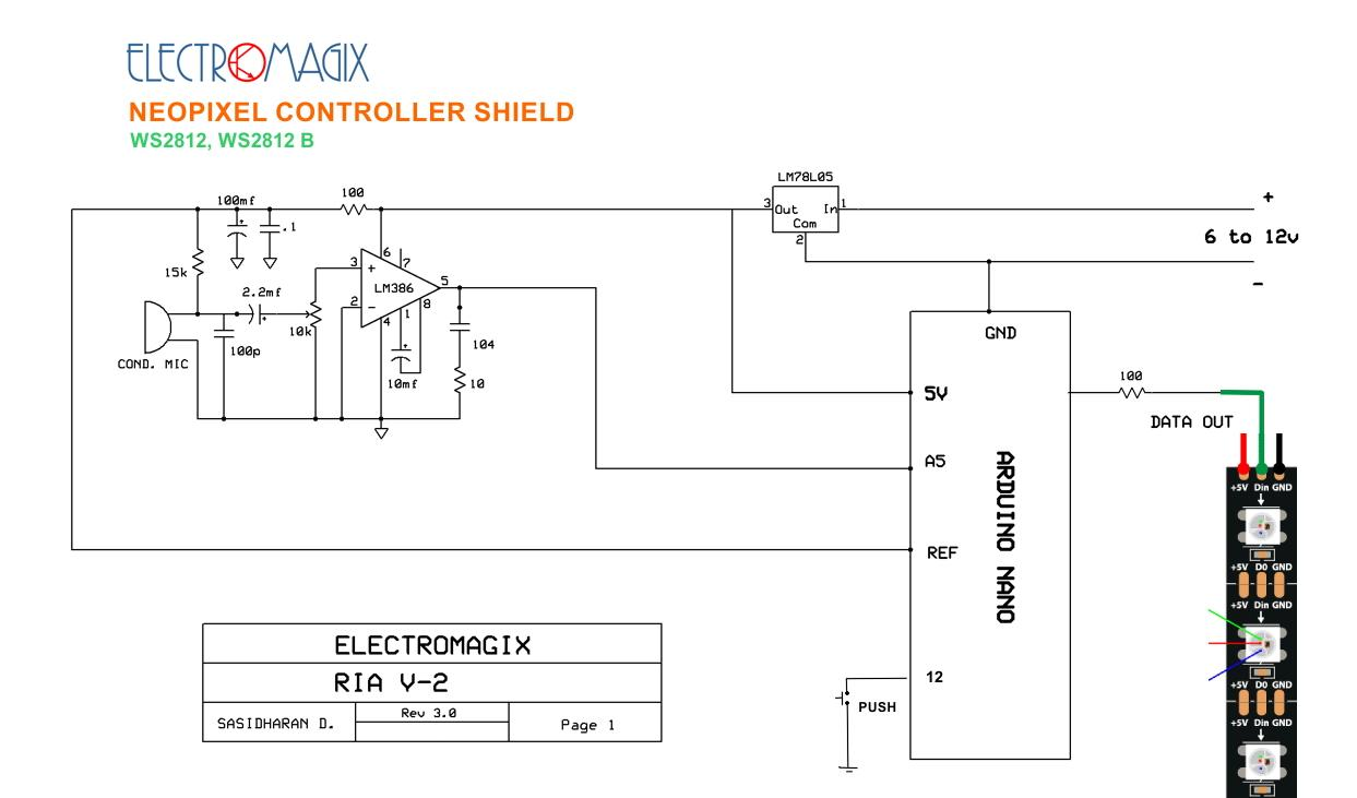 How To Make Audio Power Amplifier Circuit Electronic Projects Simple Using Transistors Electrical Engineering Ria V2 Sc